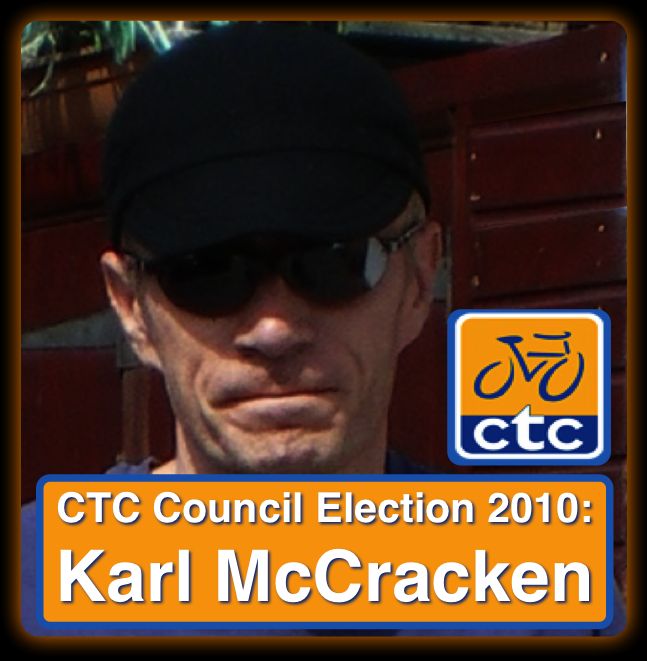 Announcing My Candidacy For Election To The CTC National Council