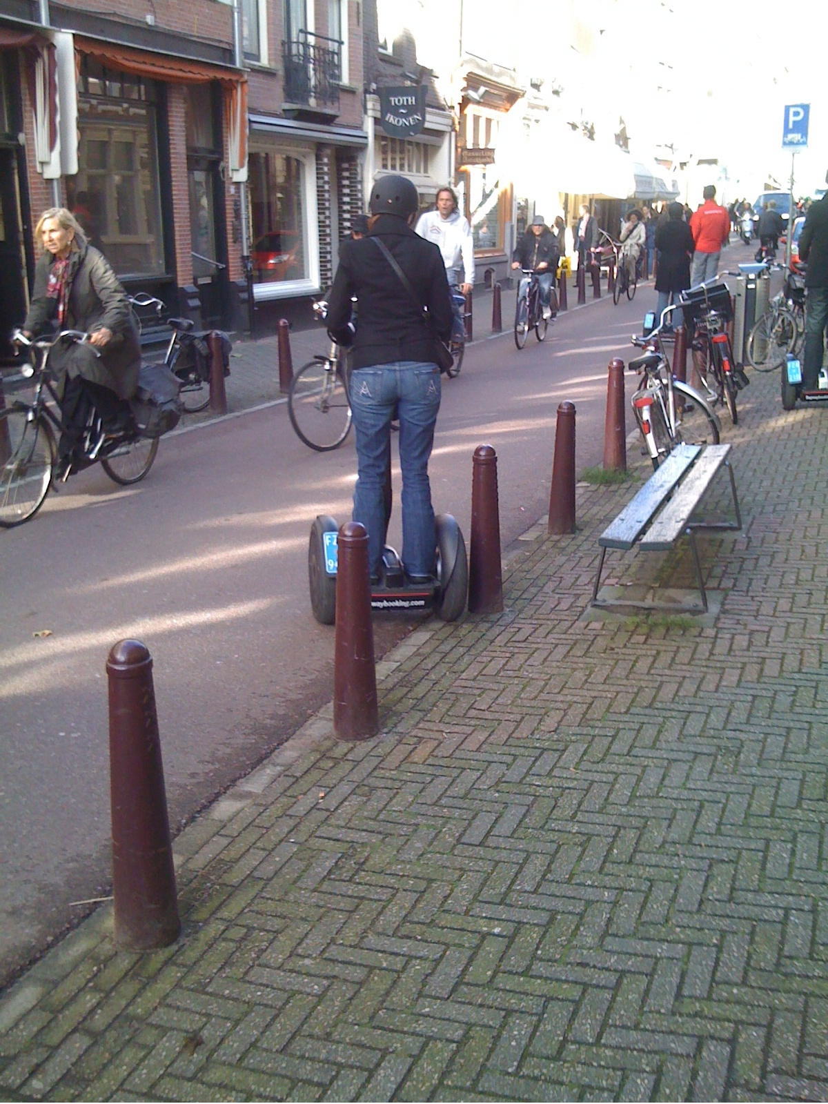 At Last! A Segway That I'd Want!