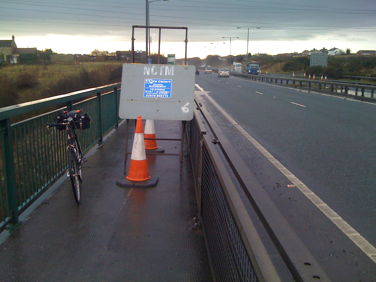Friday Caption Contest: Cycle Route Signage