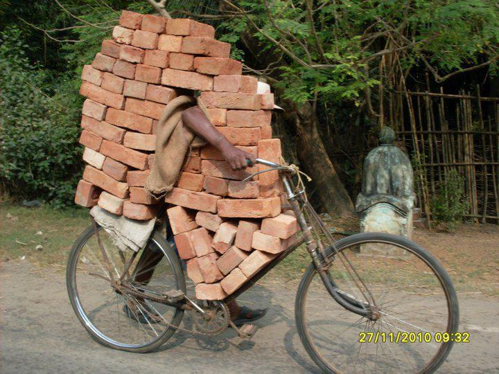 Friday Caption Contest - Bike Cargo Edition