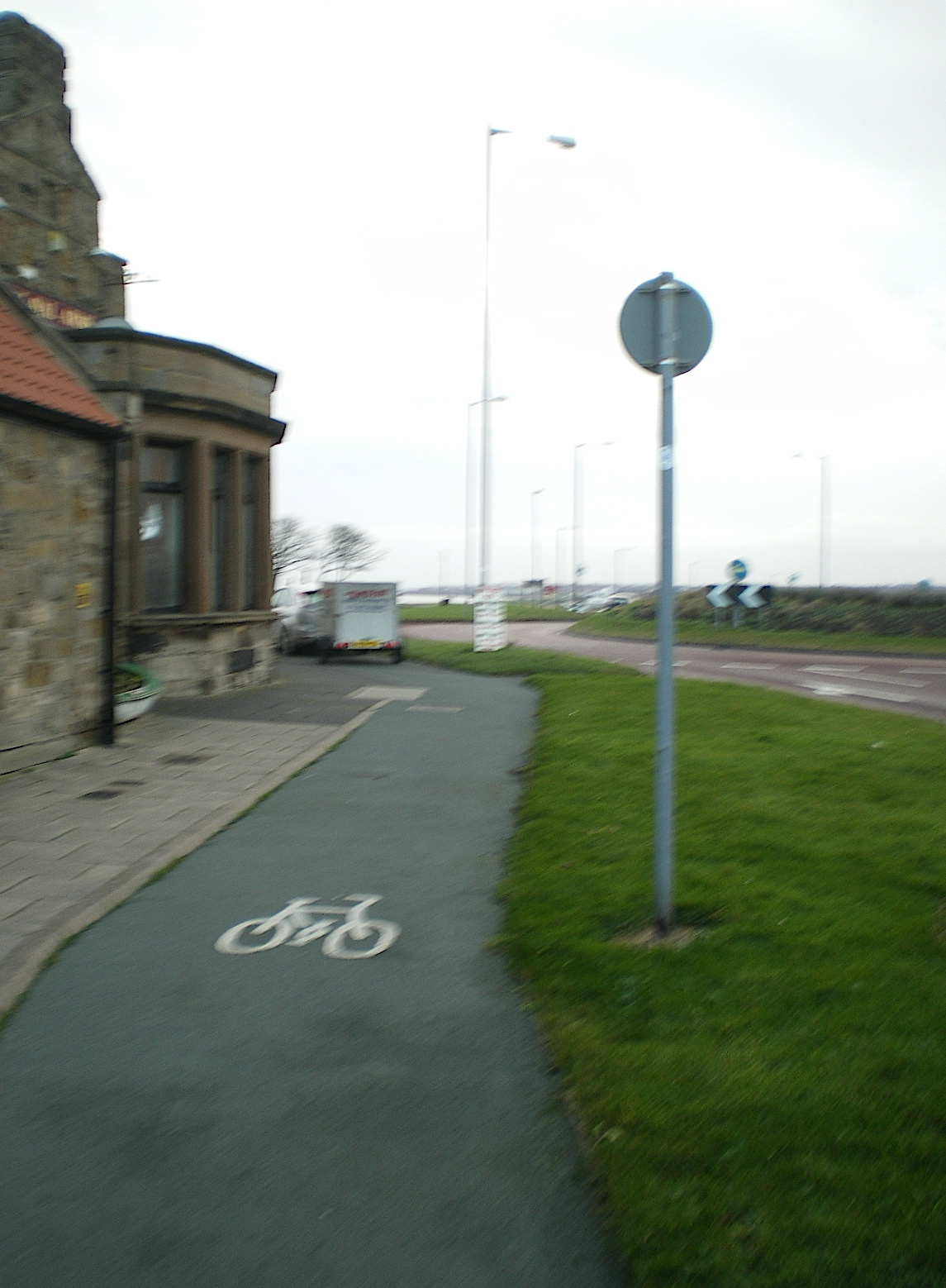The Trouble With Half-Way Decent Cycle Paths